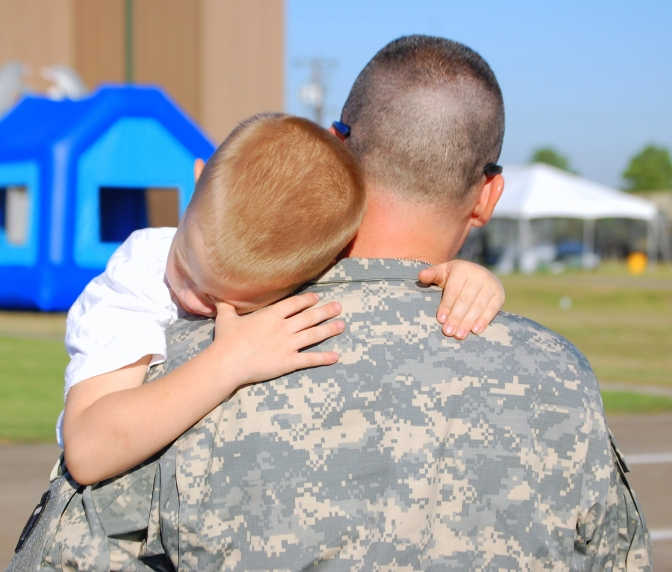 The Modern Soldier and His/Her Battle for Custody